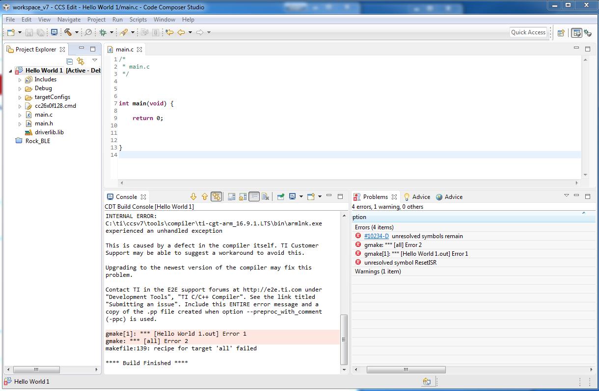 C Ccs Compiler