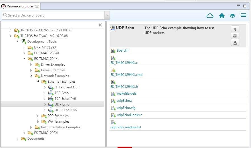Resolved] RTOS/TM4C1294NCZAD: UDP sendto Broadcast address