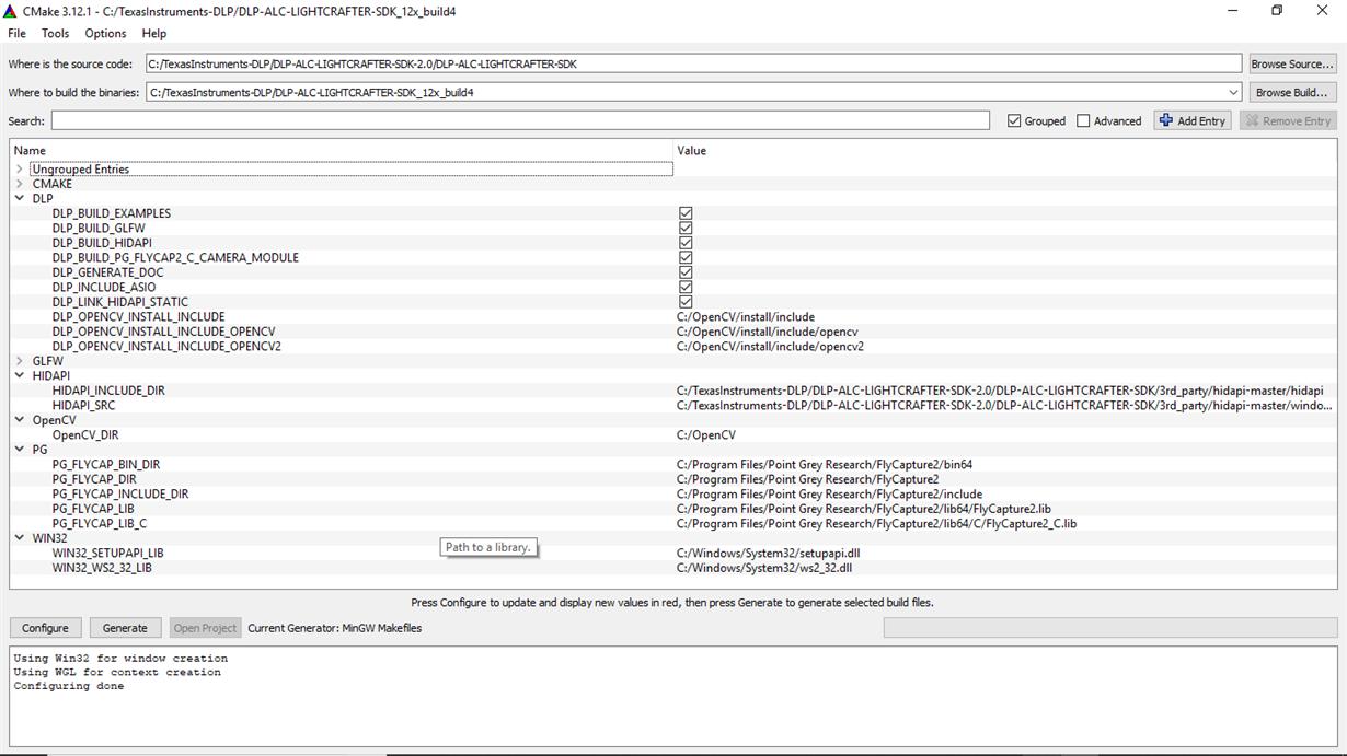 Compiler/DLP4500: Problems when running