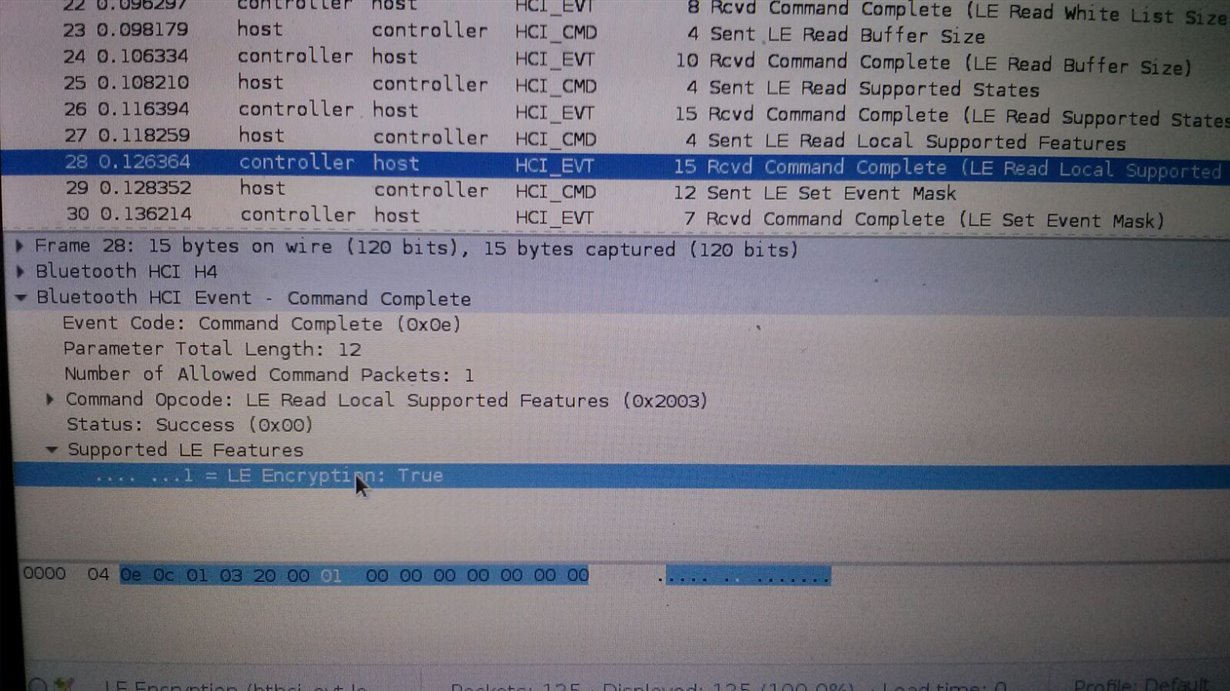 Resolved] WL1831MOD: BLUETOOTH BLE Core 4 2 specification