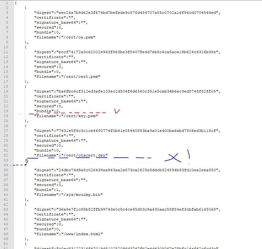 Resolved] CC3220: BUG in OTA_lib archive parser  In rare
