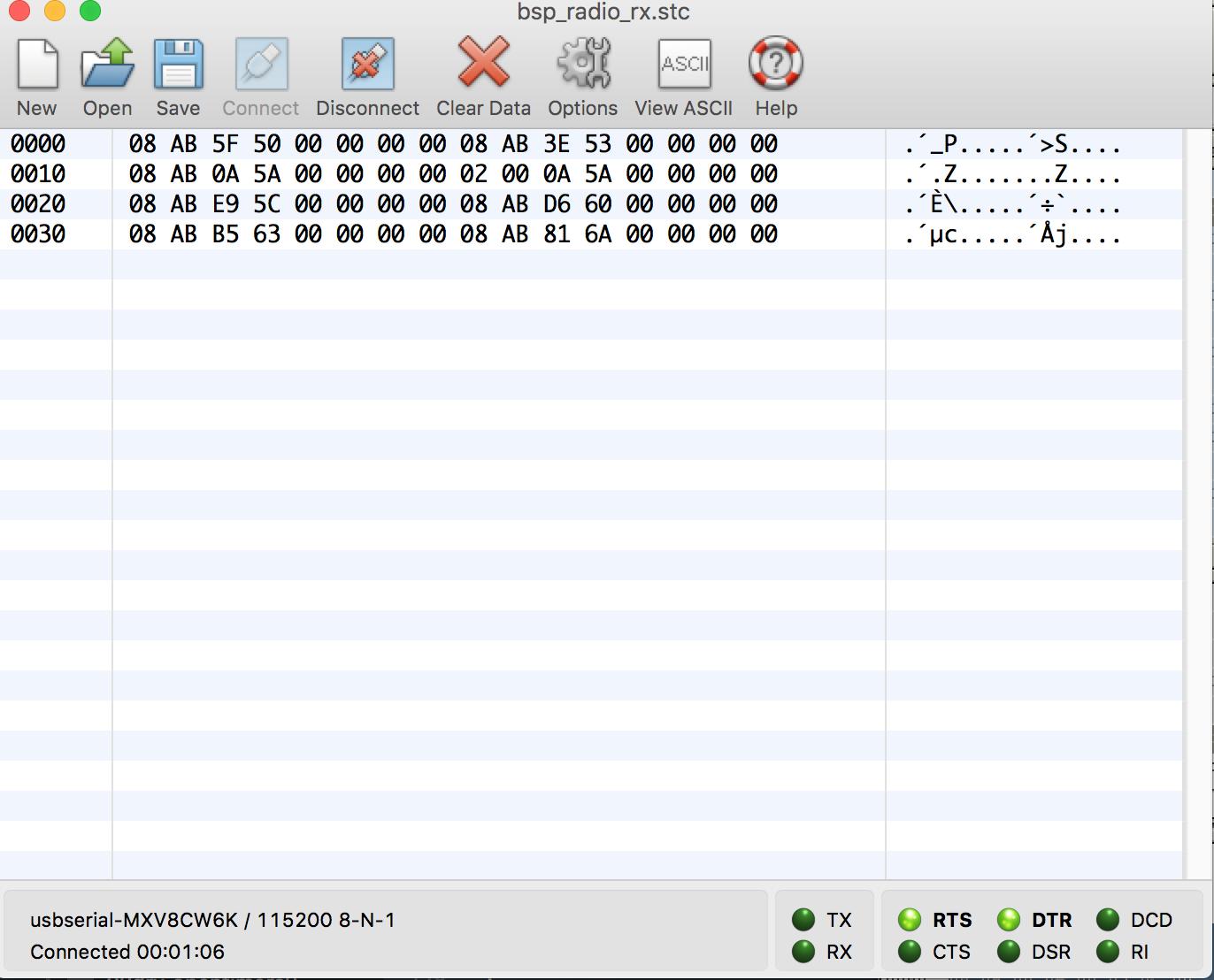 Resolved] MSP430F1611: Hexadecimal to Decimal Conversion