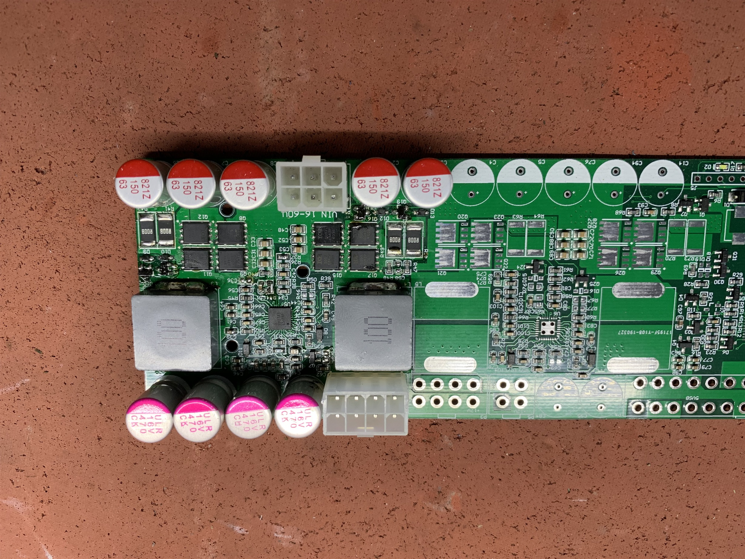 LM5119: 60V DC-DC Buck Controller Problem - Power management forum