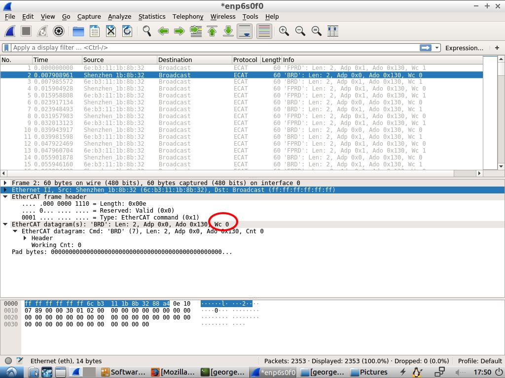 Resolved] Linux/TMDSIDK437X: Igh Etherlab Master for AM437x