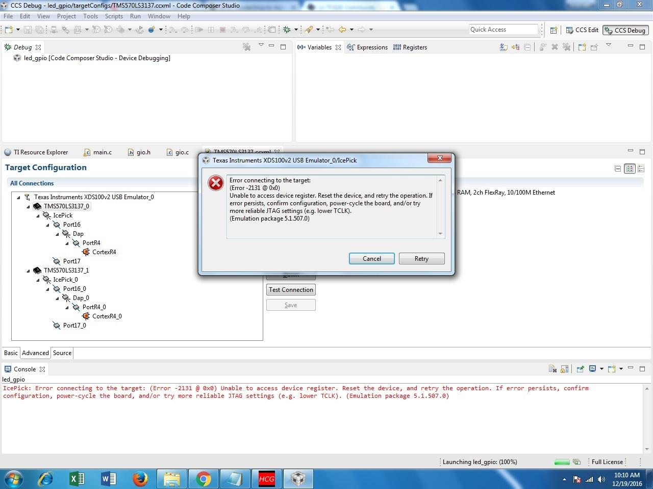 How I Solved The Windows Error Code 2131