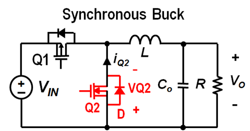 output inductor considerations in a synchronous buck converter - power house - blogs