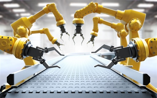For high-volume manufacturing and industrial robots, microseconds matter.