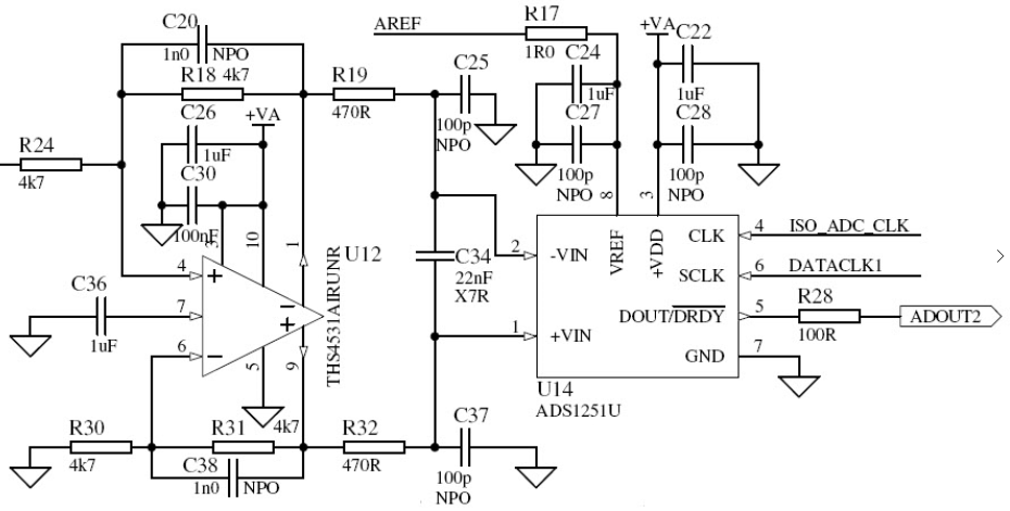 ths4531a popcorn noise   - amplifiers forum - amplifiers