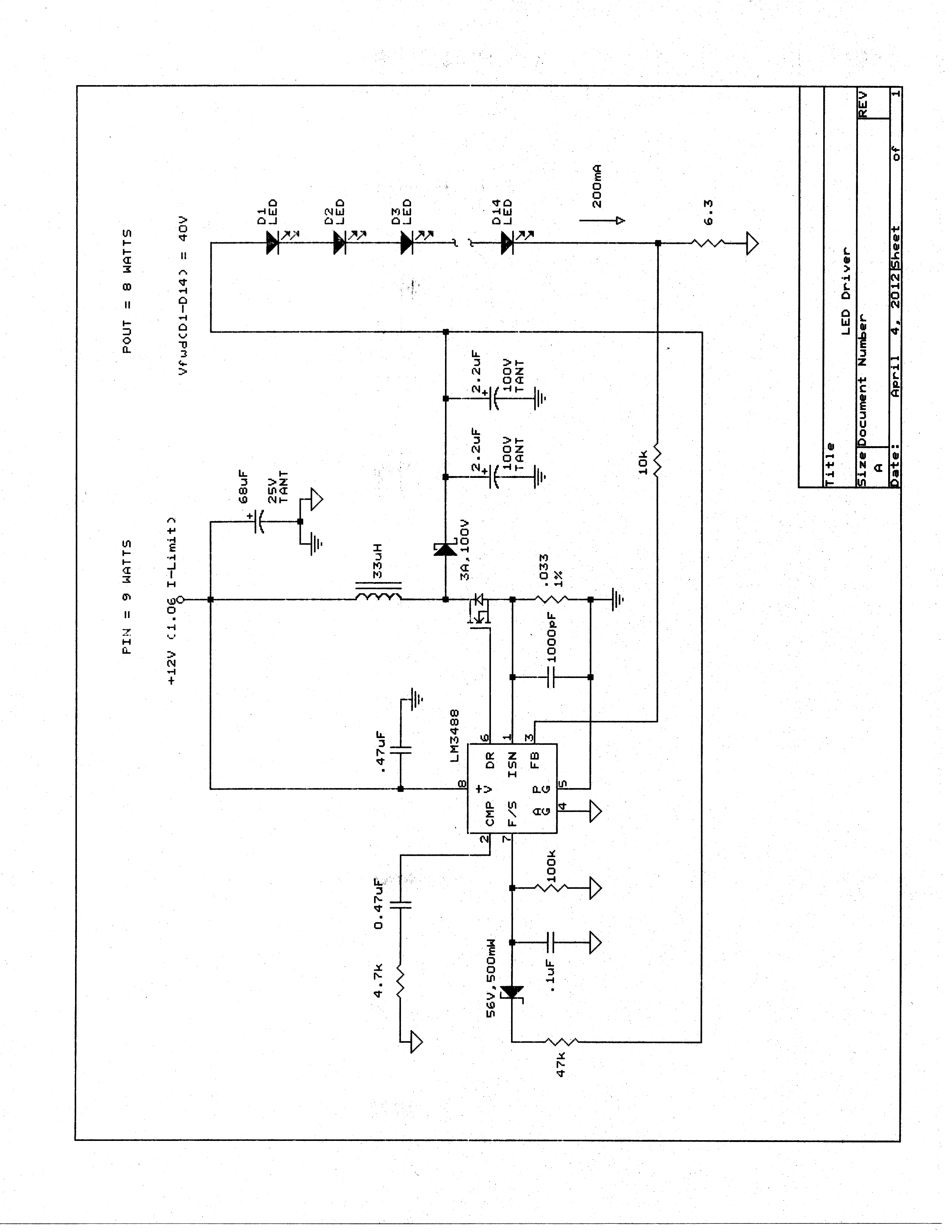 Resolved Lm3488 Possible Latch Up Mode Power Management Forum Supply Non Isolated Dc Ti E2e Vin Steve