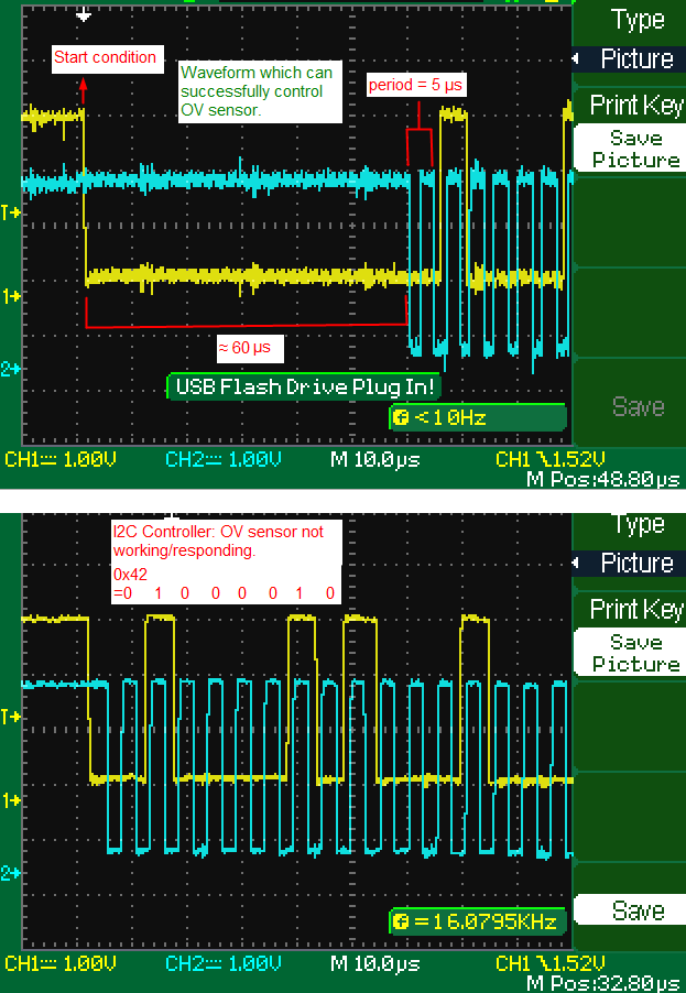 Resolved] How to control delay time after I2C controller's START