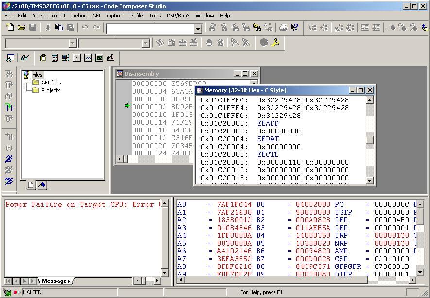 6416 PCI Issue - Processors forum - Processors - TI E2E