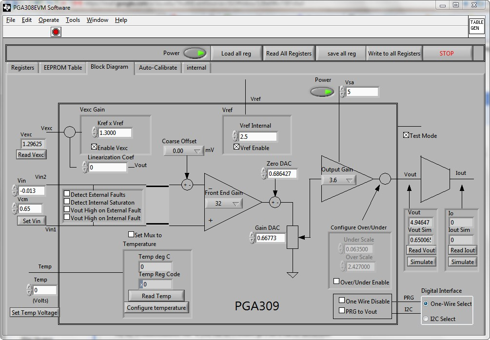 resolved  pga309 usage - amplifiers forum - amplifiers