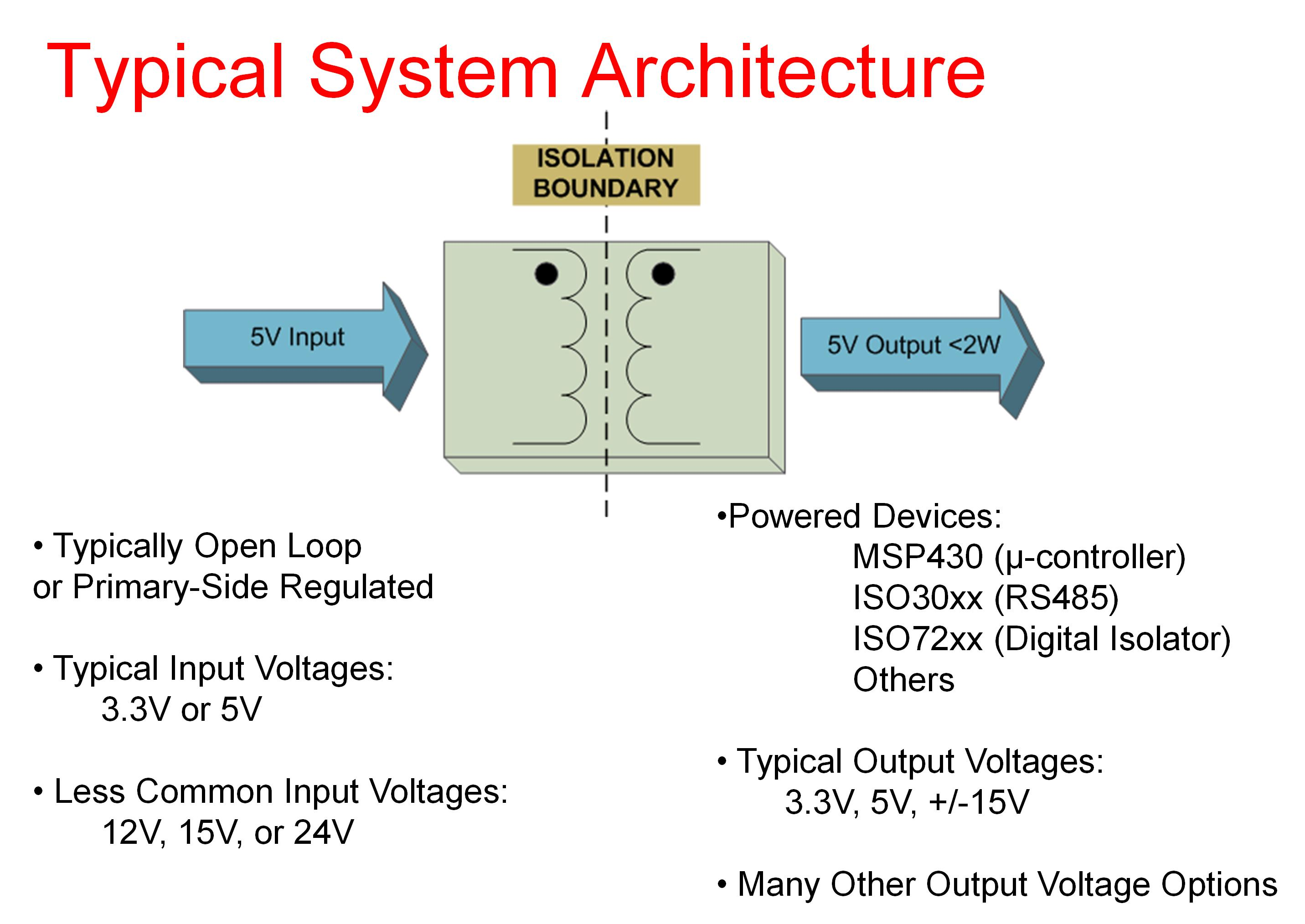 Power Tips: how to power low voltage, low-power industrial