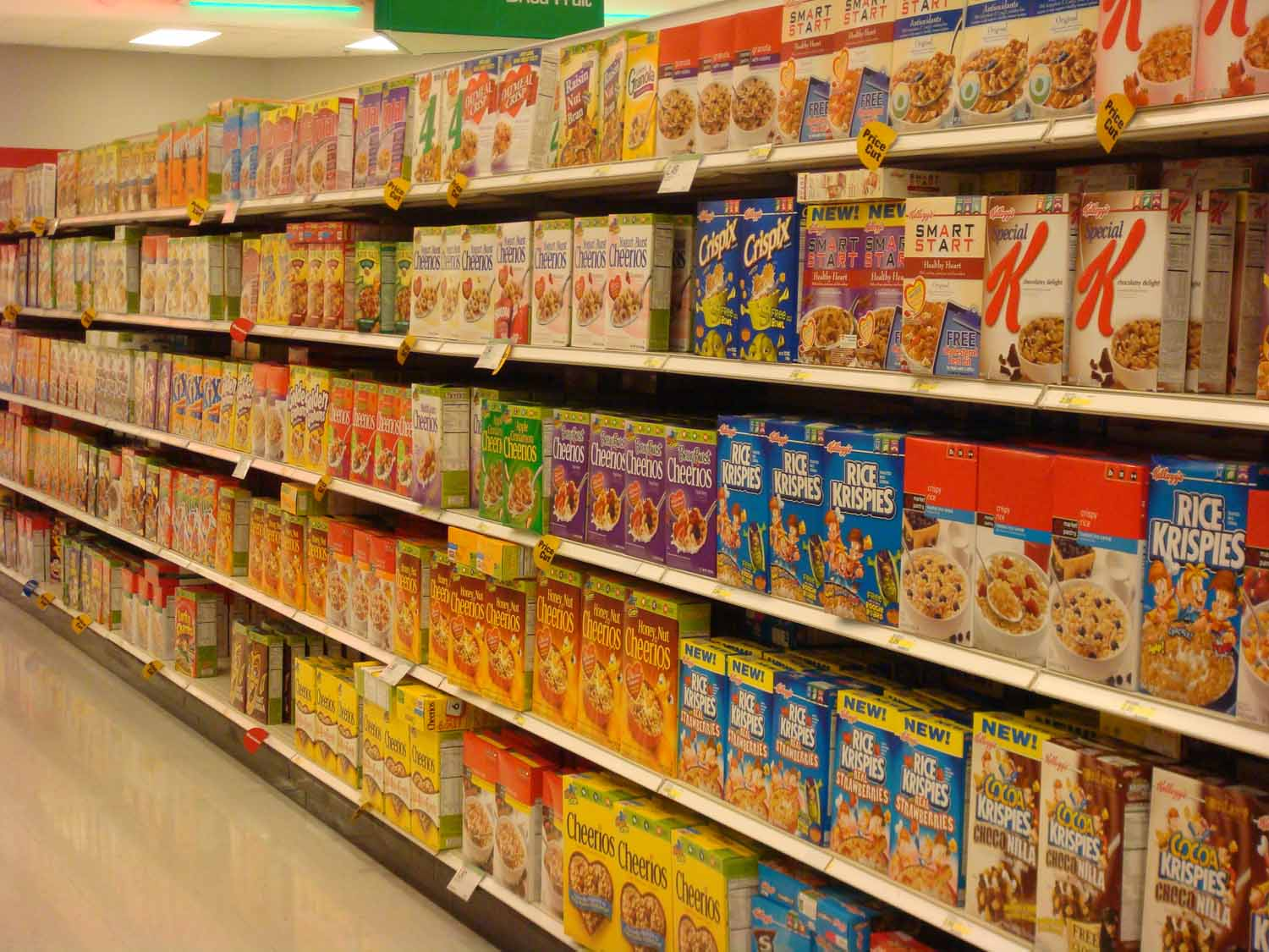 How to store cereals 27
