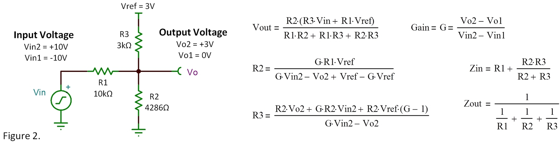 Handy Gadgets And Resistor Divider Calculations The Signal Voltage Circuit Example I Refined It A Bit Adding Some Checking For Out Of Bound Values Minimum Required Value Reference Try See