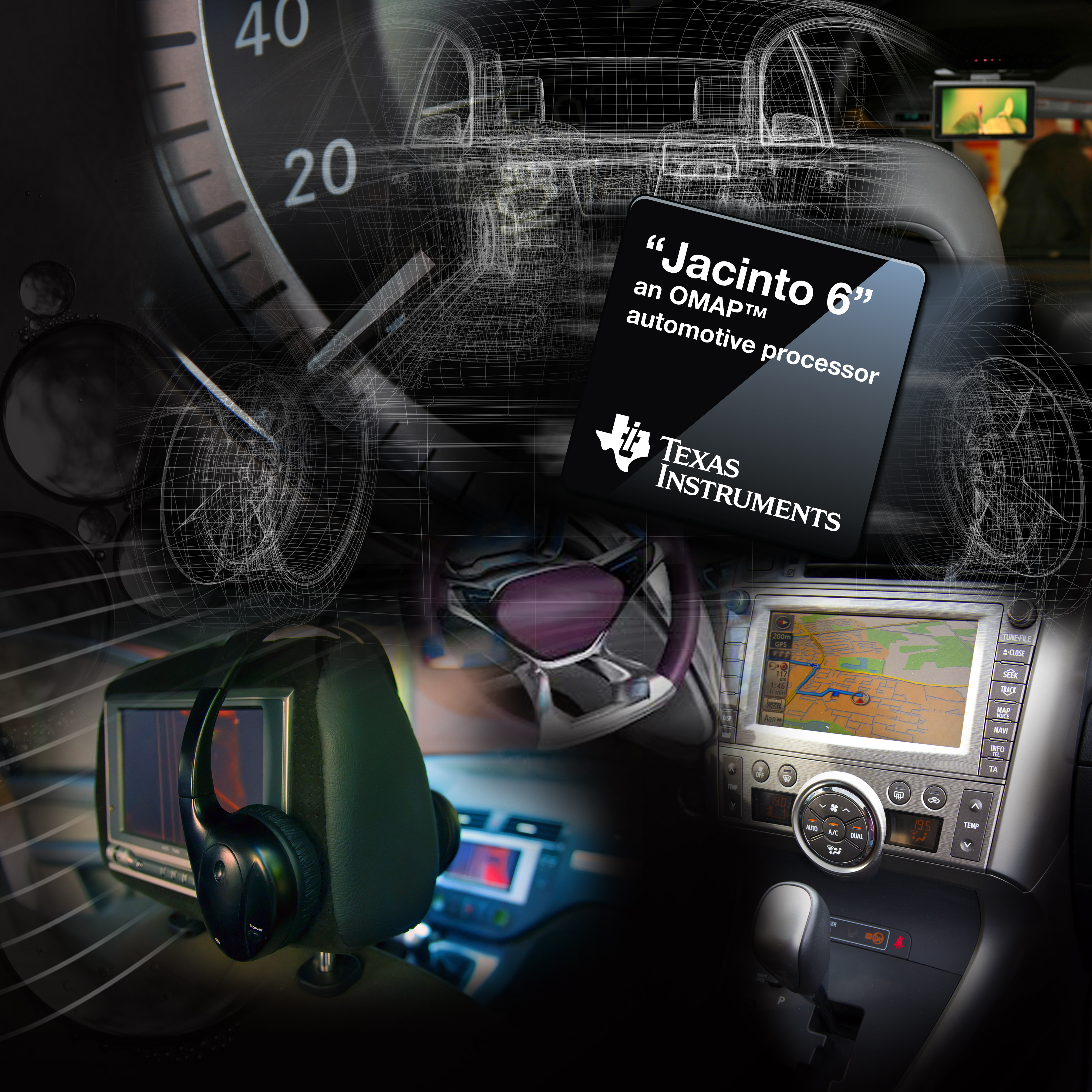 "TI\'s ""Jacinto 6"" automotive OMAP™ processor: What does it mean for ..."