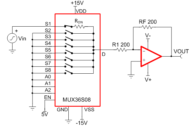 Multiplexers not so simple precision hub archives for Circuit multiplexeur