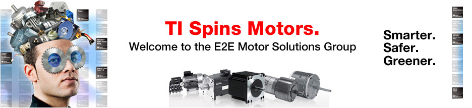 Motor Drive & Control Solutions