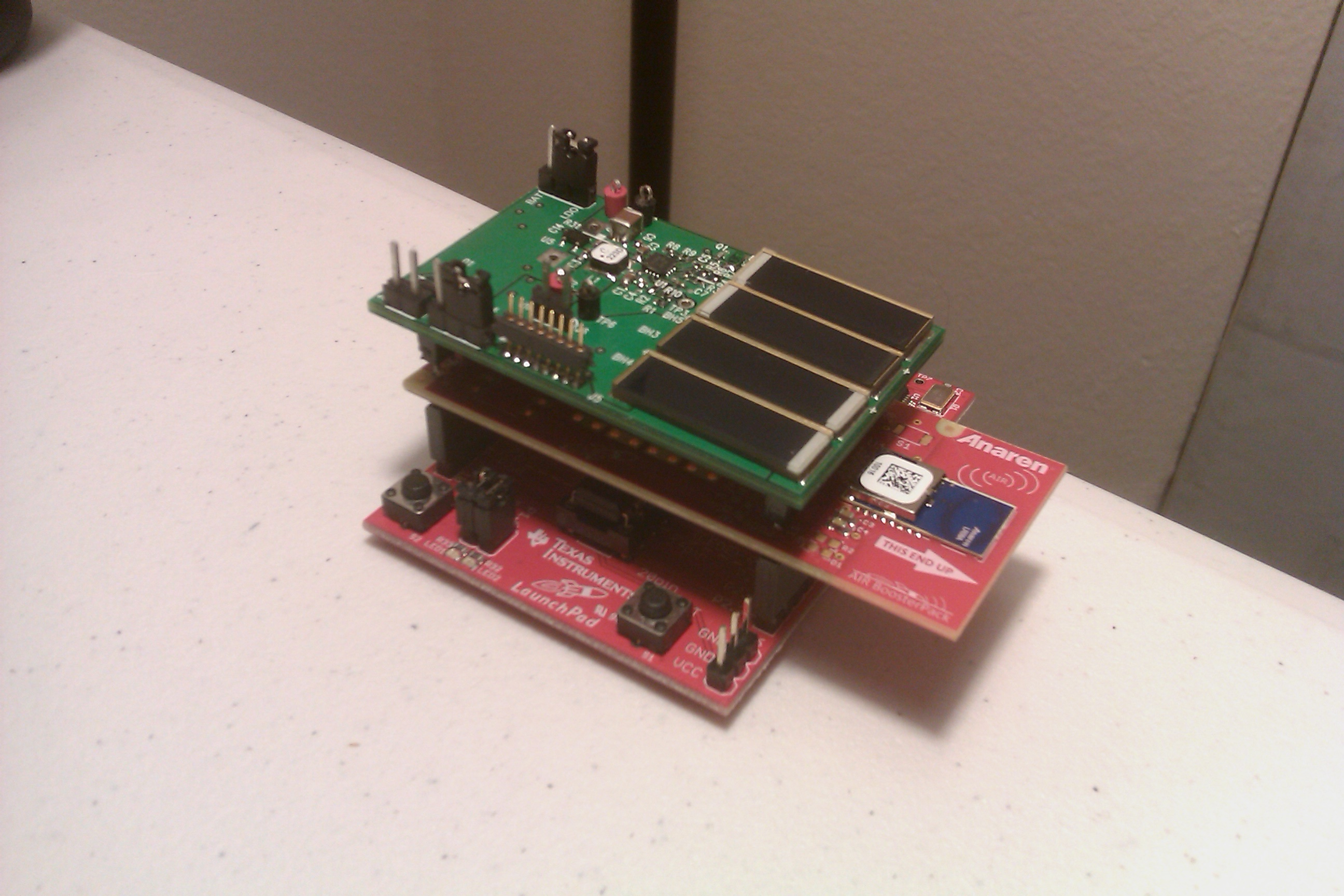 microcontrollers in wireless sensor networks Zigbee chips are typically integrated with radios and with microcontrollers wireless sensor networks—starting with individual sensors like telosb.