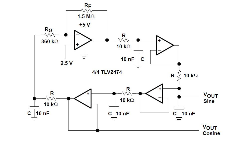 resolved] bubba oscillator questions amplifiers forum amplifiersthey have open loop bandwidth that high you may want to pick a high speed amplifier and try building the circuit in the tina ti simulator