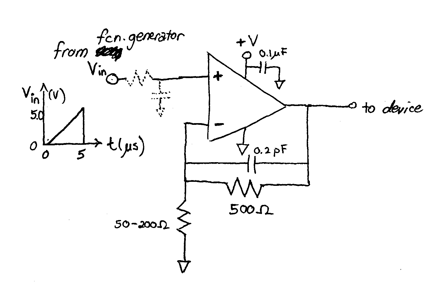 resolved  lm7171  using a unipolar power supply  - high speed amplifiers forum