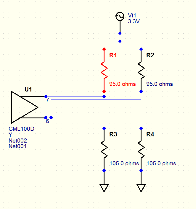 Need Ti Solution To Drive Sfp Transceiver From Lvds Data