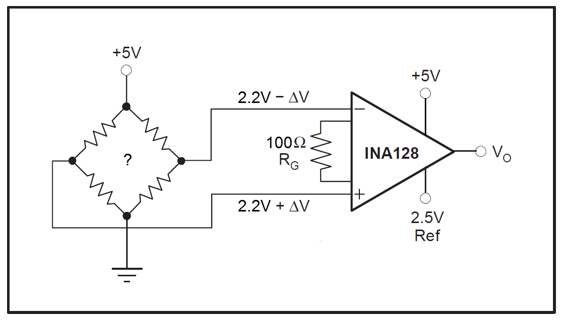ina128 sensitivity issues - precision amplifiers forum - precision amplifiers