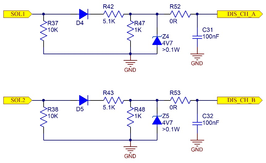 Opa3692 opa3692 two input one output video amplifierbuffer figure 3 disable lines drive circuitry also tried to disable by putting short circuit across c31 c32 ccuart Gallery