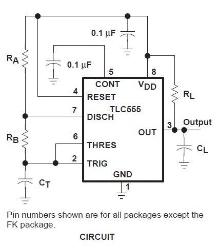 TLC555 circuit - Precision Amplifiers Forum - Precision Amplifiers