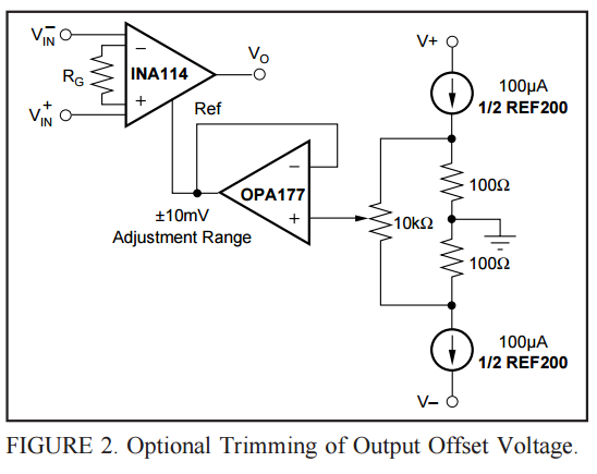 resolved  ina114 voltage output range - precision amplifiers forum - precision amplifiers
