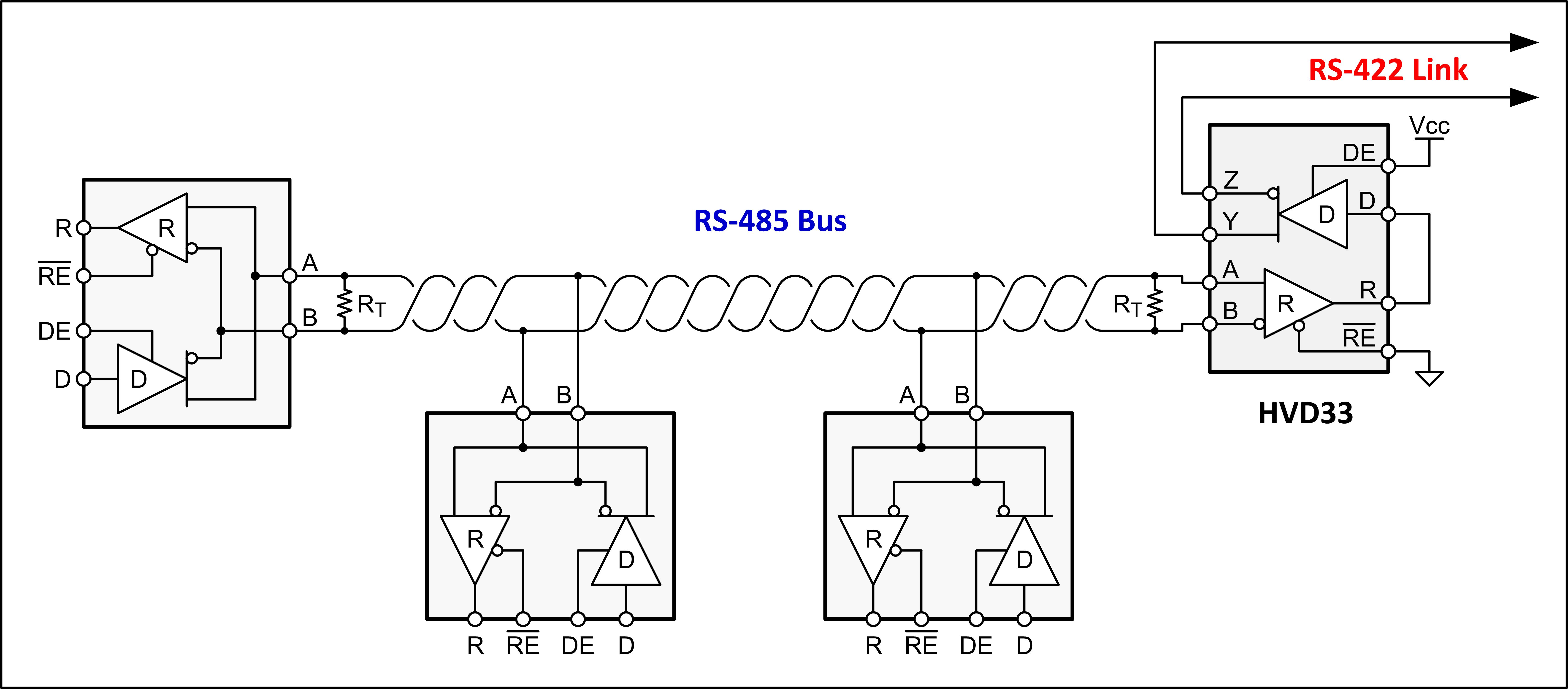 Delighted Modbus Rs485 Wiring Diagram Contemporary - Electrical ...