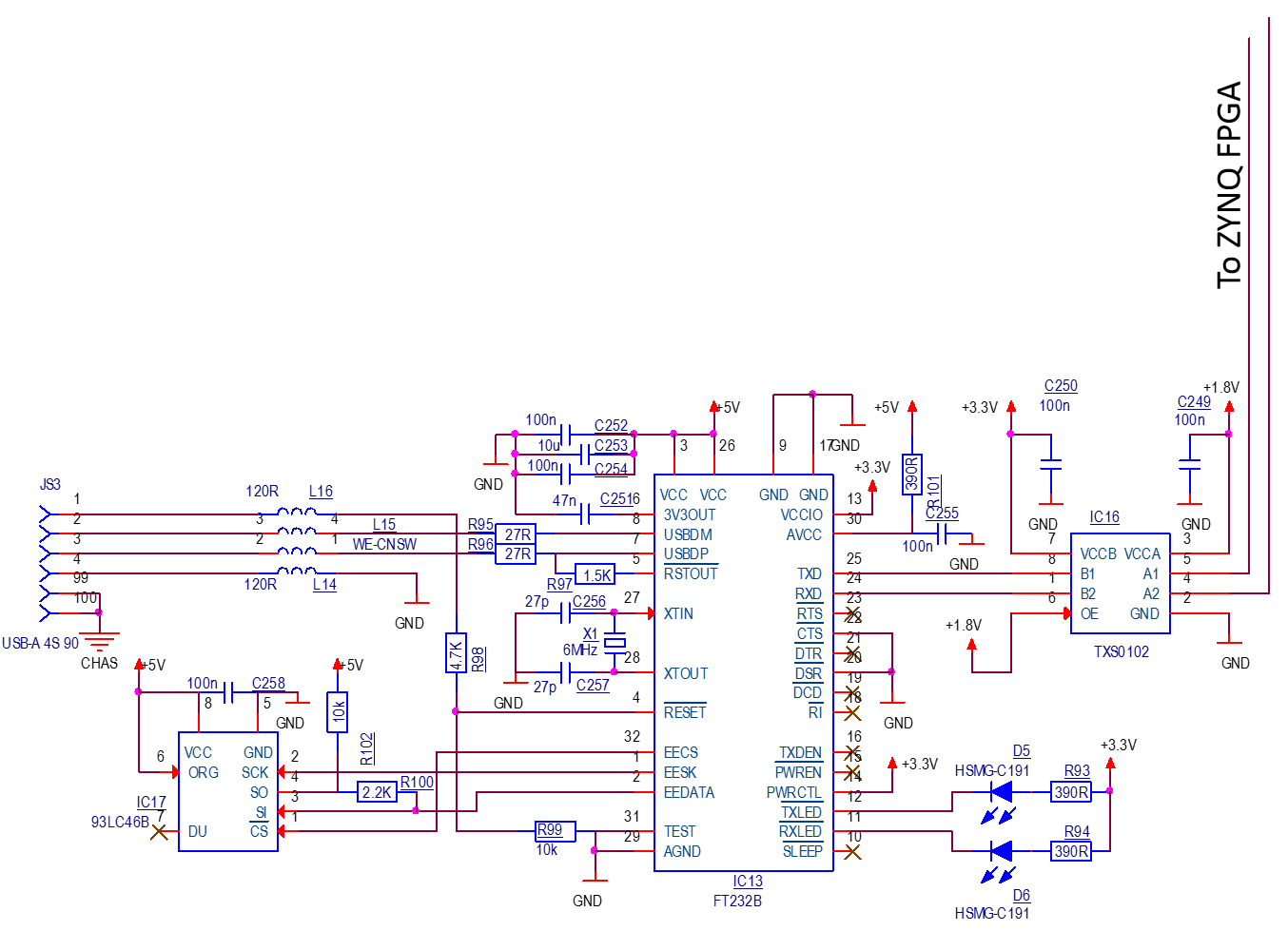Resolved Txs0102 Problems With Level Shifter Logic Forum 2 Diagram