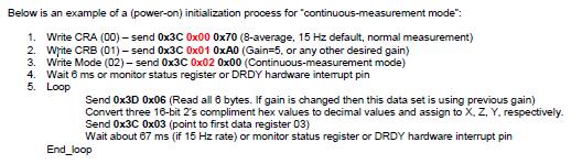 HMC5883L i2c problem - MSP low-power microcontroller forum