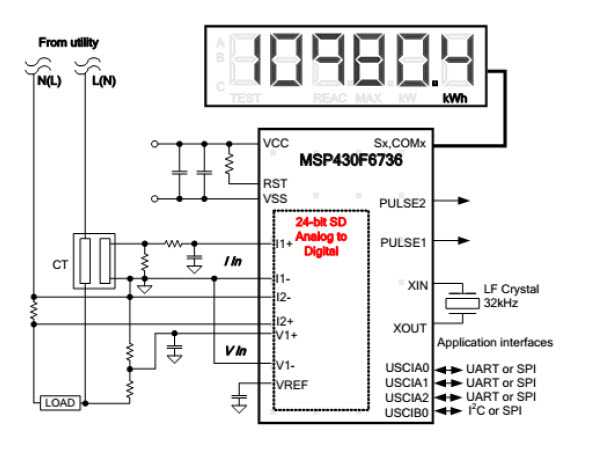 Using A Shunt On Live Side To Measure Current - Msp Low-power Microcontroller Forum