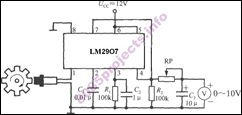 Resolved Lm2907 Frequency To Voltage Converter General