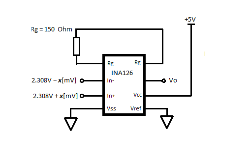 ina126 single sided supply - amplifiers forum - amplifiers
