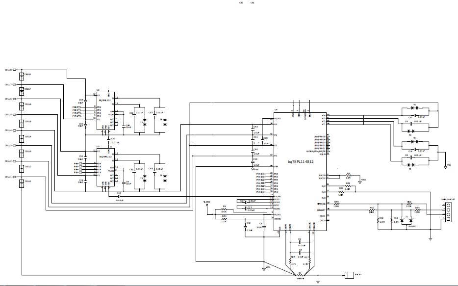 bms  active cell balance  lifepo4 with powerpump u2122 balancing - battery management