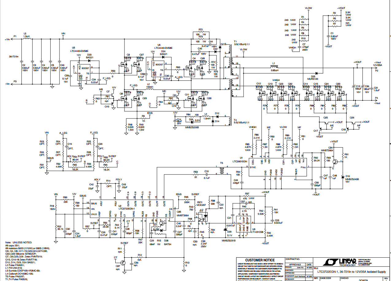 resolved  design help for full bridge zvs  - ac  dc and isolated dc  dc power forum  dc and