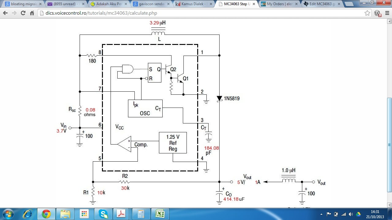 Circuit For Usb Charging Diagram Charger