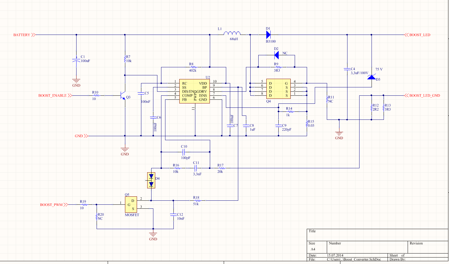 Tps40211 Leds Are Flashing When Pwm Dimming Power Management Forum Dimmable Led Circuit I Think It Causes From Compensation Network Could You Have Any Suggestion About This Issue Thanks In Advance