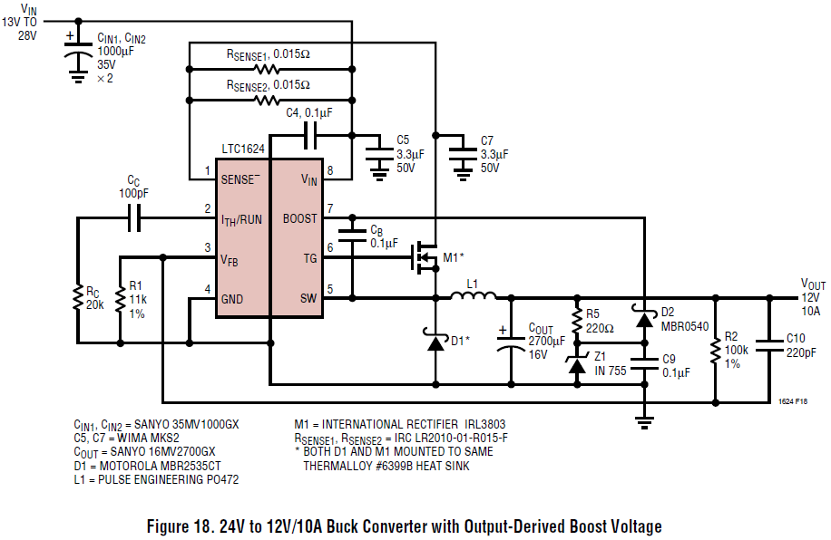 12v    6a power supply  help with buck and boost converters   or u0026 39 ing circuit - q u0026a