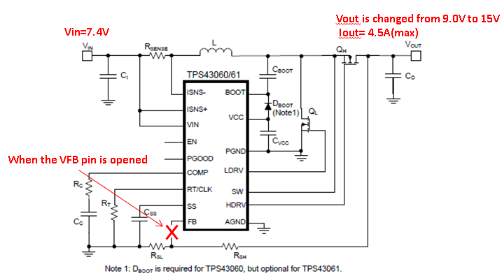 tps43061 about recommend external ovp circuit non isolated dc dc rh e2e ti com Basic Electrical Wiring Diagrams Basic Electrical Schematic Diagrams