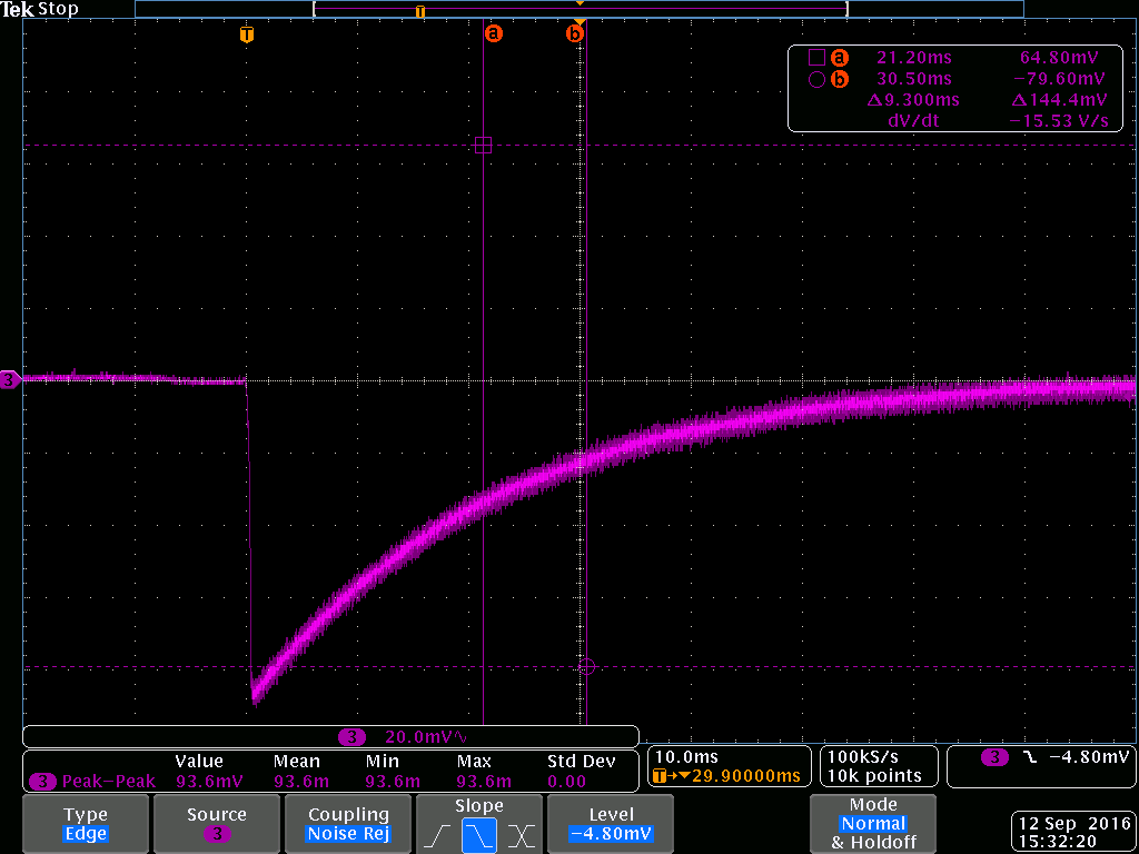 Resolved Lmz12001 Output Load Step Response Power Management Supply Non Isolated Dc Forum Ti E2e Vin I Believe That At 30ma The Is In Discontinuous Mode What Can Be Done To Improve This Thank You
