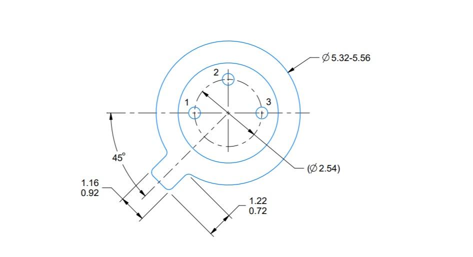 resolved  lm35  lm35ah pin configuration quesition - temperature sensors forum