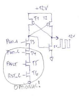 Solution For 100 Procent On Time For High Side Drv8432 Drv8332