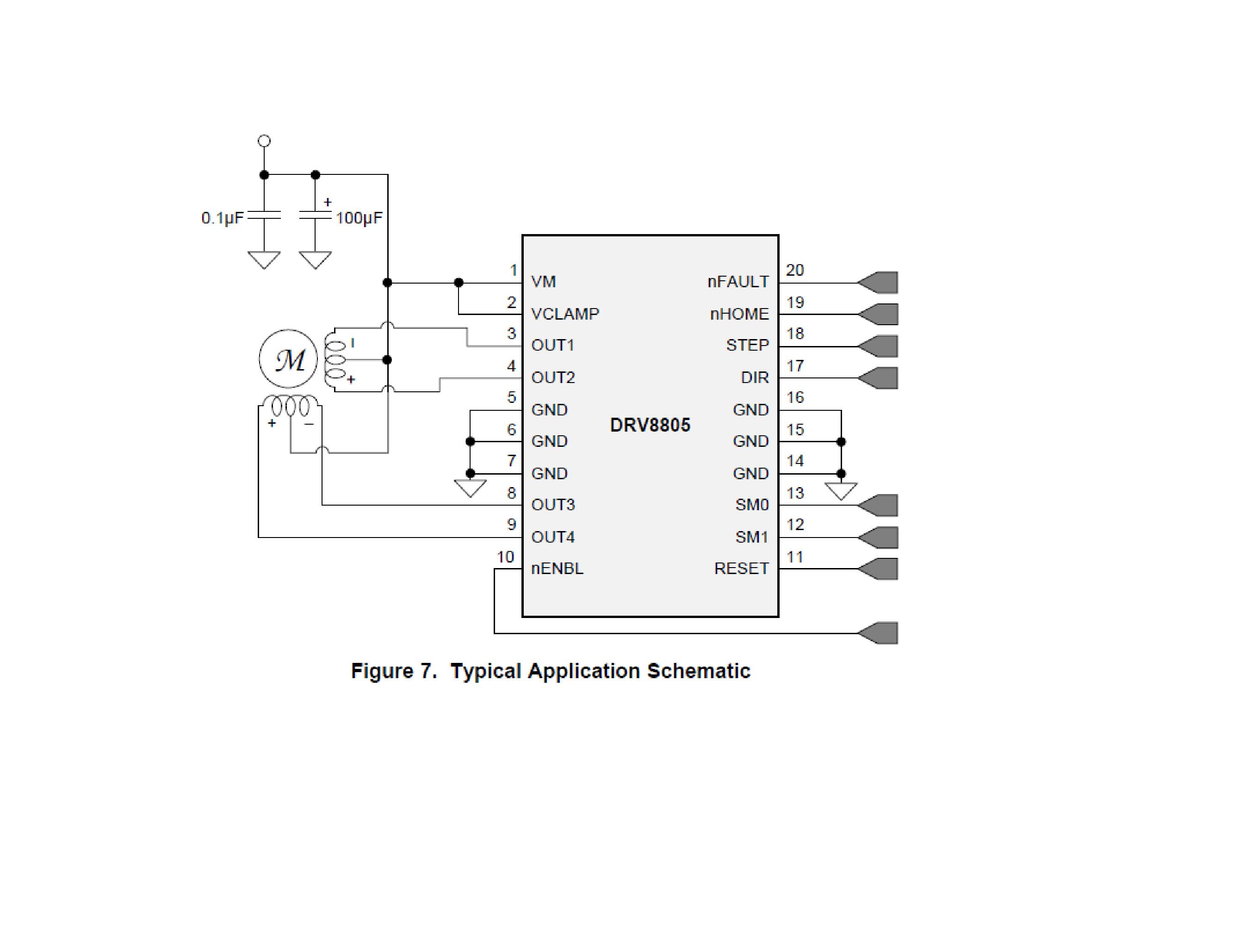 Sakai Wiring Diagram Schematic Diagrams Dryer Motor 115v X603 Drv8805 Excitation Procedure Drivers Forum Ford