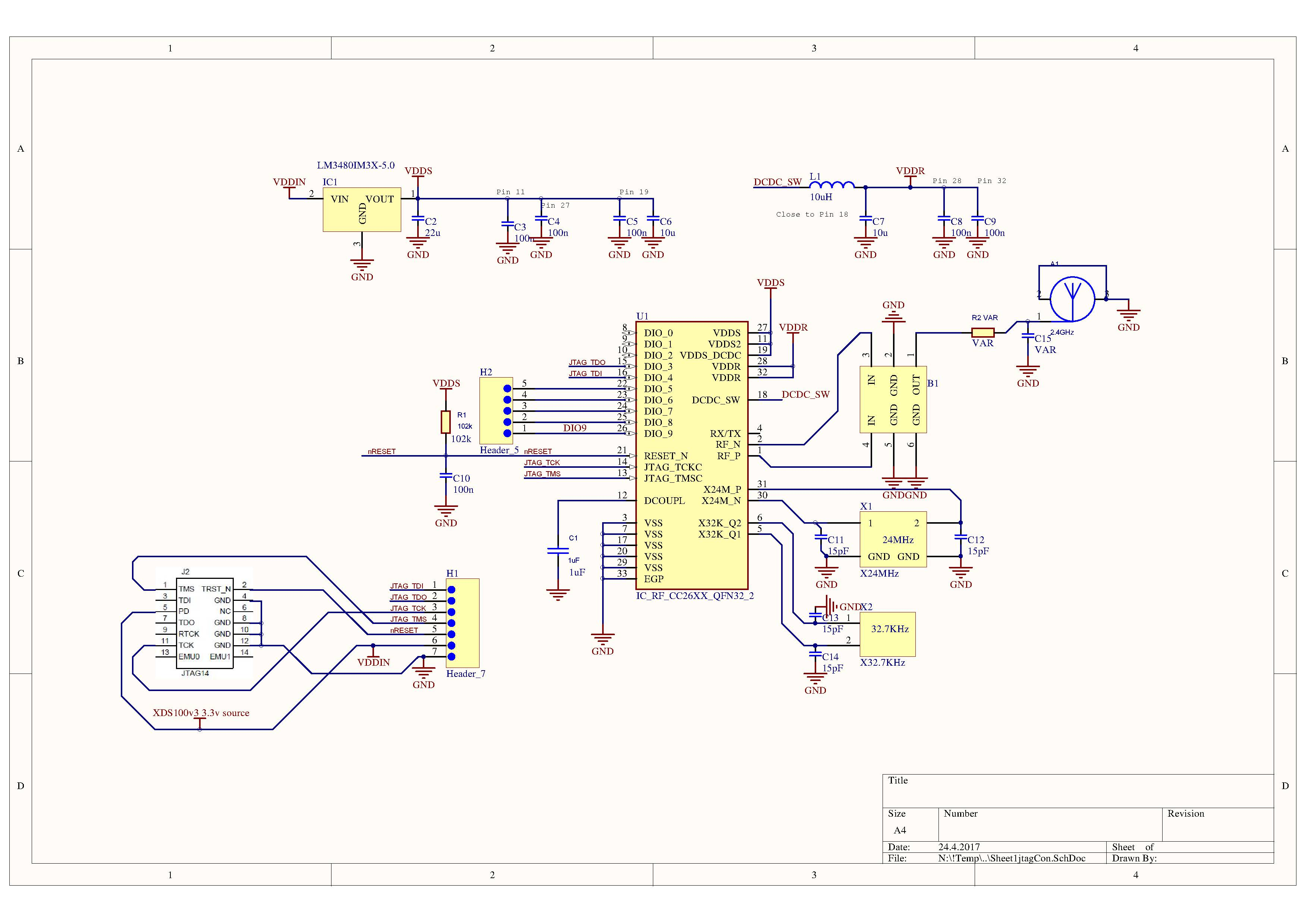 cc2640 cc2640 jtag connection troubles bluetooth forum rh e2e ti com  xenon jtag wiring diagram