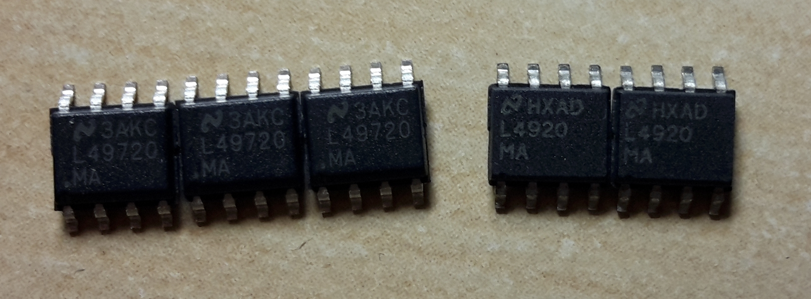 Lme49720 Fake Or Not Audio Forum Ti E2e Community Highspeed Amplifier Circuits Analog Wire Blogs Oleg
