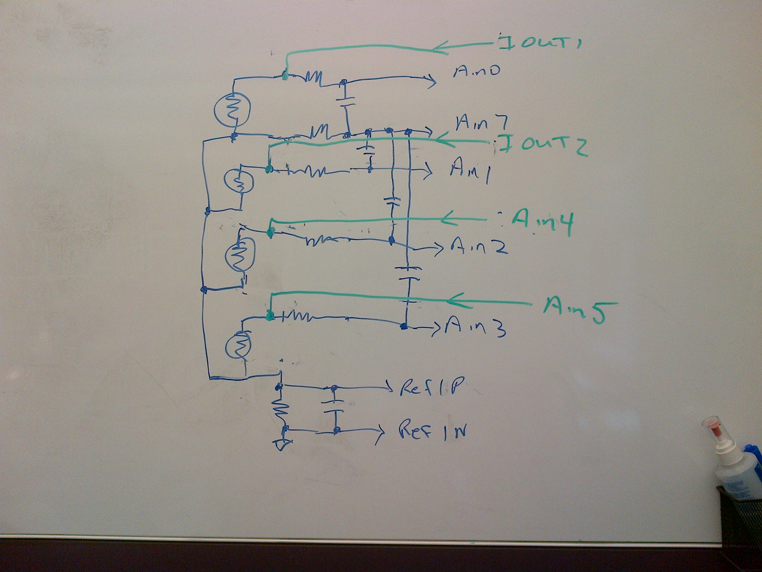 Resolved] ADS1248 SCHEMATIC FOR 2-WIRE PT1000 RTD - Precision Data ...