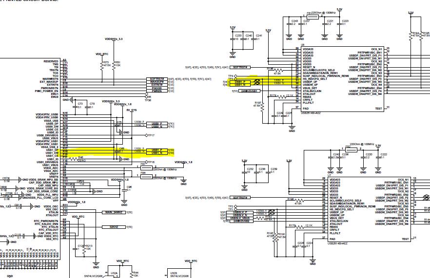 usb1 to hub u-boot hang - sitara processors forum